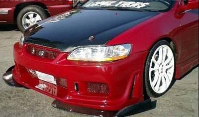 Sense - Honda Accord Sense Cwest 2 Style Front Bumper - CW2-45F