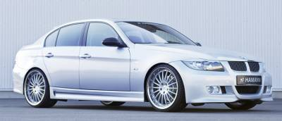 Hamann - BMW 3-Series E90 Front Bumper Spoiler w/ PDC