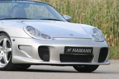Hamann - Front Bumper w. Spoiler