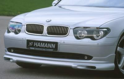 Hamann - Front Add-on Spoiler