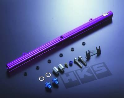 HKS - Mitsubishi Lancer HKS Fuel Rail Upgrade Kit - 14007-AM003