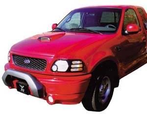 JSP - Chevrolet Silverado JSP Defender Style Grille Guard - J3009