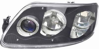 Matrix - Blue Projector Headlights with Black Housing - 1PC - 91170