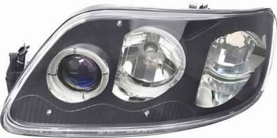 Matrix - Blue Projector Headlights with Black Housing - 1PC - 91170