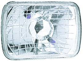 In Pro Carwear - Nissan Pickup IPCW Headlights - Conversion - 1PC - CWC-7012