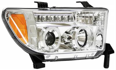 In Pro Carwear - Toyota Tundra In Pro Carwear Projector Headlights - CWS-2037C2