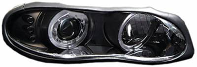 In Pro Carwear - Chevrolet Camaro In Pro Carwear Projector Headlights - CWS-323B2