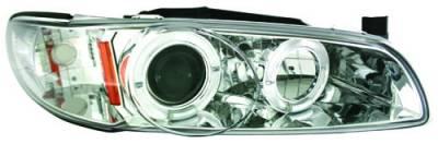 In Pro Carwear - Pontiac Grand Prix IPCW Headlights - Projector - 1 Pair - CWS-339C2