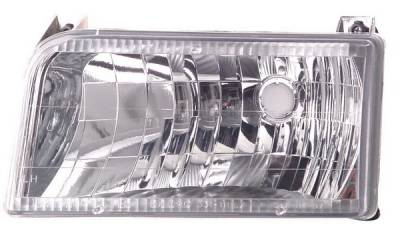 In Pro Carwear - Ford F150 IPCW Headlights - Diamond Cut - 1 Pair - CWS-530