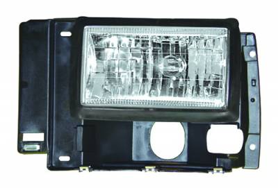 In Pro Carwear - Ford Explorer IPCW Headlights - Diamond Cut - 1 Pair - CWS-543