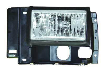 In Pro Carwear - Ford Ranger IPCW Headlights - Diamond Cut - 1 Pair - CWS-543