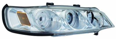 In Pro Carwear - Honda Accord In Pro Carwear Projector Headlights - CWS-710CL2