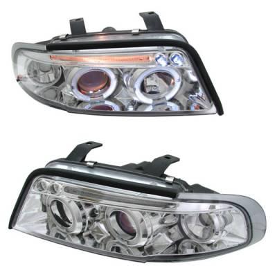 MotorBlvd - Audi Headlights