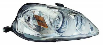 In Pro Carwear - Honda Civic In Pro Carwear Projector Headlights