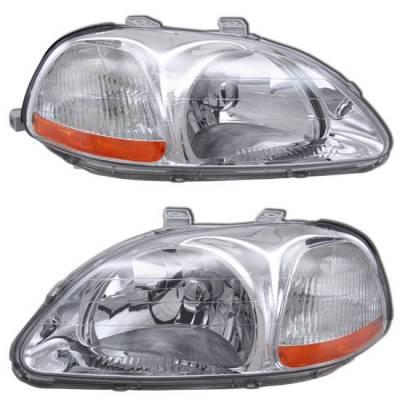 MotorBlvd - Honda Headlights