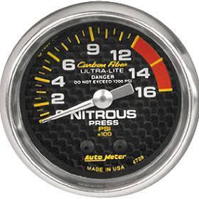 OEM - Nitrous Pressure Gauge