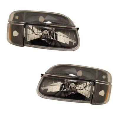 MotorBlvd - Ford Explorer Headlights