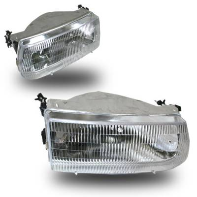 MotorBlvd - Ford Explorer OEM Headlights