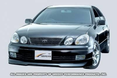 Greddy - Lexus GS Greddy Gracer Aero-Style Front Spoiler - 17010051