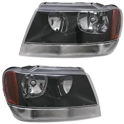 MotorBlvd - Jeep Headlights