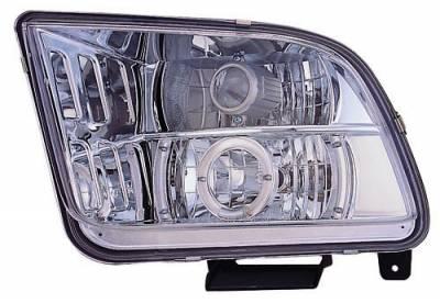 In Pro Carwear - Ford Mustang In Pro Carwear Projector Headlights