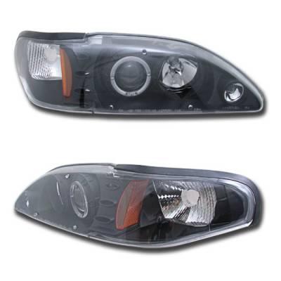 MotorBlvd - Ford Headlights
