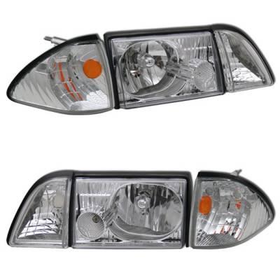 MotorBlvd - Ford Mustang Headlights