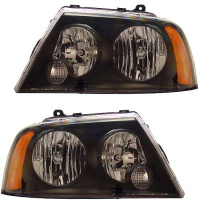 MotorBlvd - Lincoln Headlights
