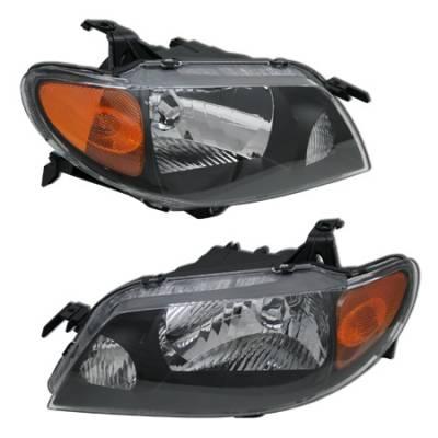 MotorBlvd - Mazda Protege Headlights