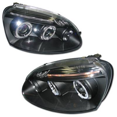 MotorBlvd - Volkswagen Rabbit Headlights