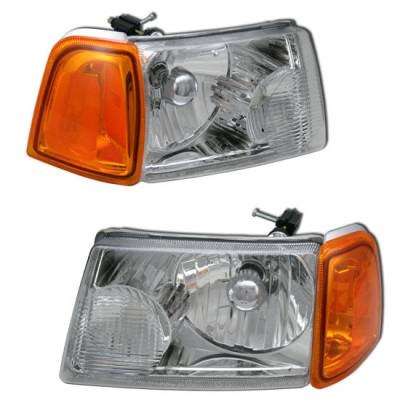 MotorBlvd - Ford Ranger Headlights