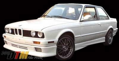 DTM Fiberwerkz - BMW 3 Series DTM Fiberwerkz Hartge Style Front Apron - E30-HARTGE-S