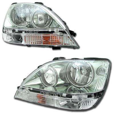 MotorBlvd - Lexus Headlights