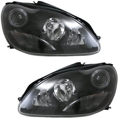 MotorBlvd - Mercedes Headlights