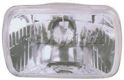 OEM - Euro Crystal Clear Headlight
