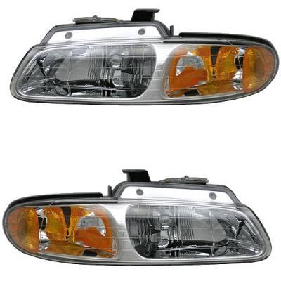 MotorBlvd - Chrysler Headlights