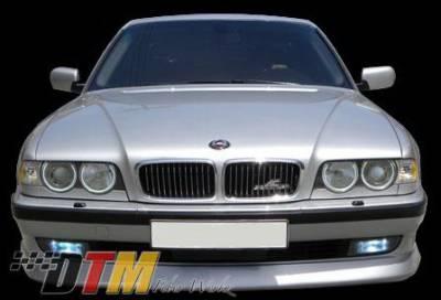 DTM Fiberwerkz - BMW 7 Series DTM Fiberwerkz ACS Style Front Lip - E38-ACS-STYL