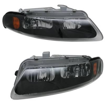 MotorBlvd - Chrysler Tail Lights