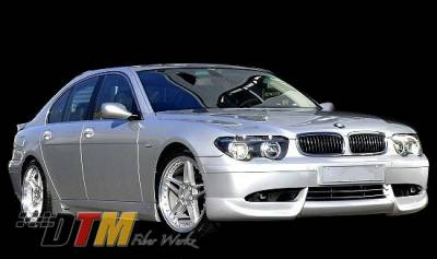 DTM Fiberwerkz - BMW 7 Series DTM Fiberwerkz ACS Style Front Apron - E6502ACS