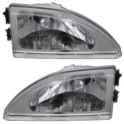 MotorBlvd - Ford Headlights OEM