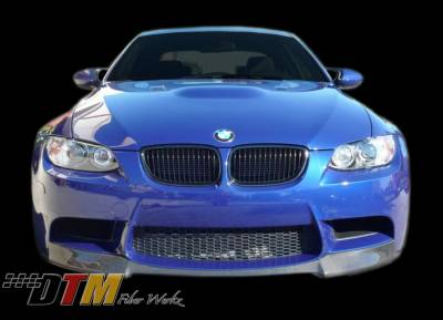 DTM Fiberwerkz - BMW 3 Series DTM Fiberwerkz VRS Style Front Lip - E9XVRSF