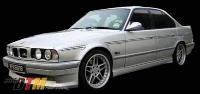 DTM Fiberwerkz - BMW 5 Series DTM Fiberwerkz ACS Style Front Apron - e34 ACS Fron