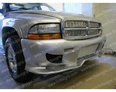 FX Design - Dodge Dakota FX Design Front Bumper Cover - FX-730
