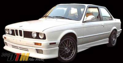 DTM Fiberwerkz - BMW 3 Series DTM Fiberwerkz Hartge Style Front Apron - E30 Hartge S