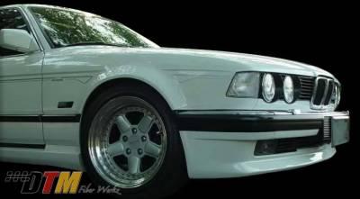 DTM Fiberwerkz - BMW 7 Series DTM Fiberwerkz ACS Style Front Apron - E32 ACS Styl