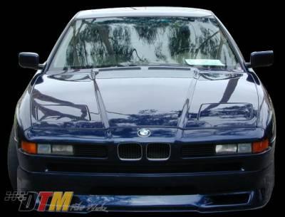 DTM Fiberwerkz - BMW 8 Series DTM Fiberwerkz RG Style Front Apron - E31 RG Style