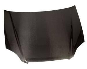 JSP - Honda Civic JSP Carbon Fiber Hoods - OEM Style - CFH003