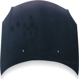 JSP - Nissan Sentra JSP M-Scoop Style Carbon Fiber Hood - CFH028MF