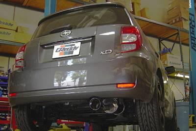 Greddy - Scion xD Greddy Spectrum Elite Exhaust System - 10117955