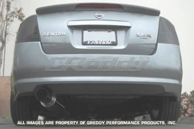 Greddy - Nissan Sentra Greddy Racing Ti-C Catback Exhaust System - 10127905